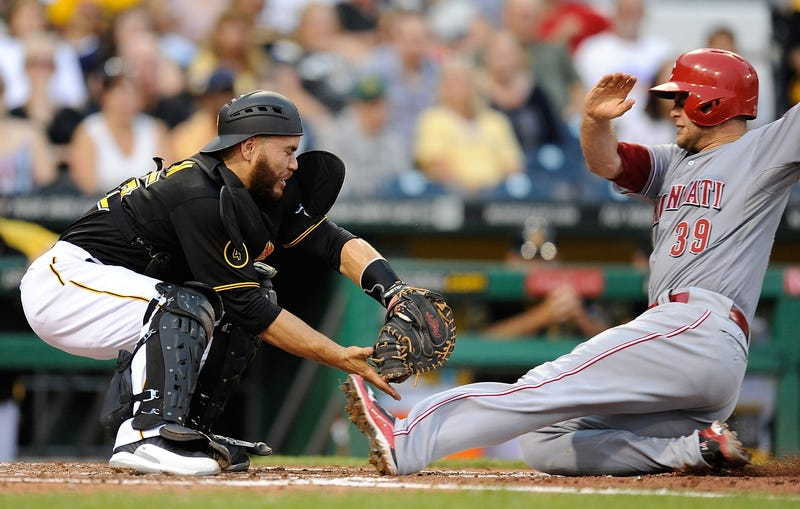 MLB's New Home-Plate Rule Had Its Lowest Moment [Update]
