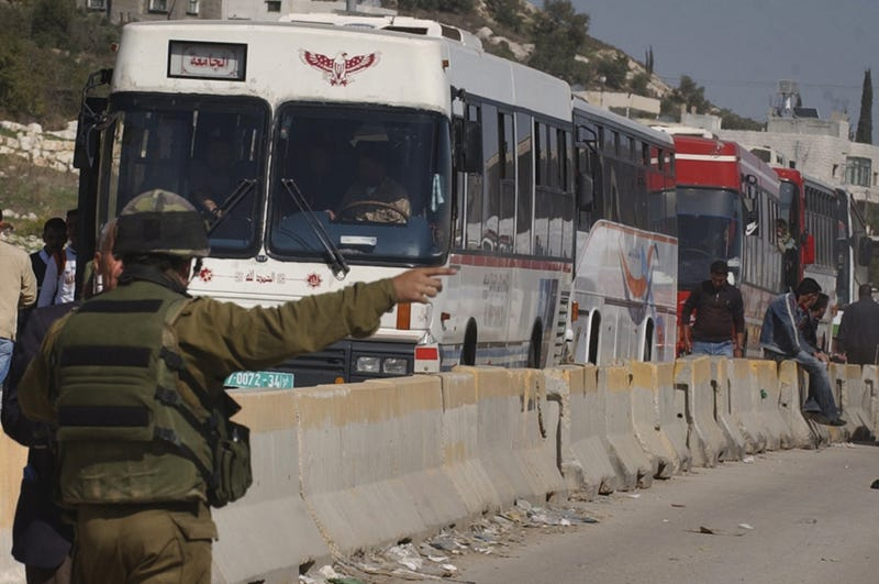 Israeli Bus Company Introducing 'Palestinian Only' Buses