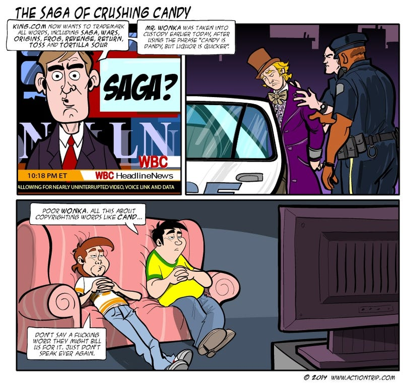 Sunday Comics: Merge Emergencies