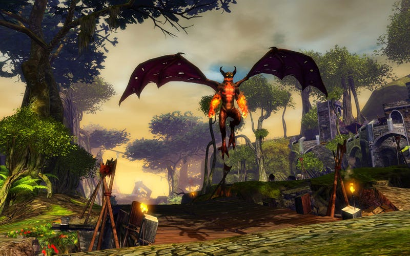 Ten Officially Sanctioned Guild Wars 2 Screenshots