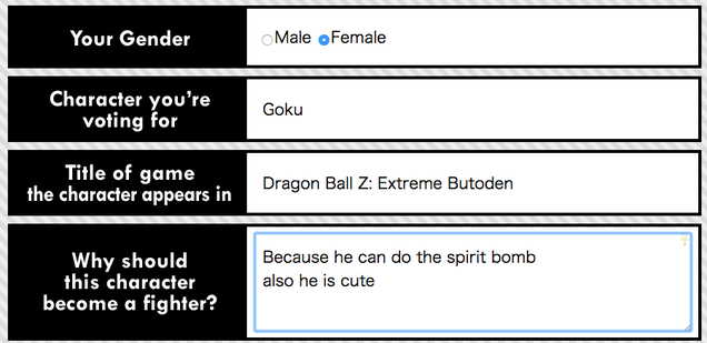 Let's Try To Get Goku In Smash Bros., Guys