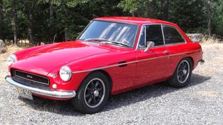 This Twin Cam MGB GT Is A Badass Result Of OCD And Time