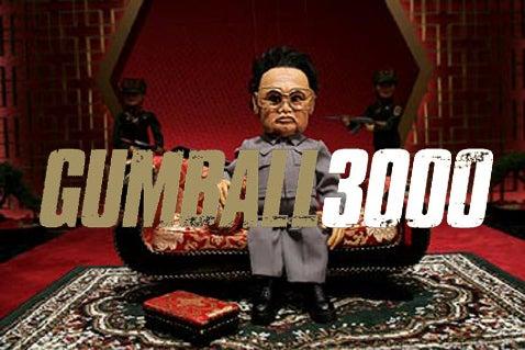 2008 Gumball 3000 Rally Dates Set, Still Heading To North Korea