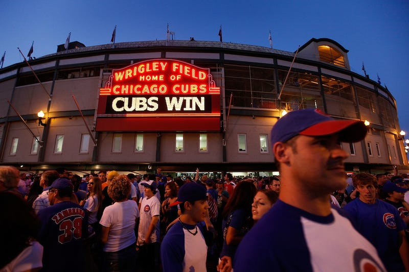 Suburban Mayor Willing To Give The Chicago Cubs 25 Acres Of Land To Build A New Stadium