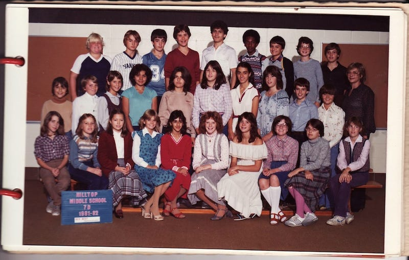 Can You Spot Rob Ford in This Middle School Class Picture?