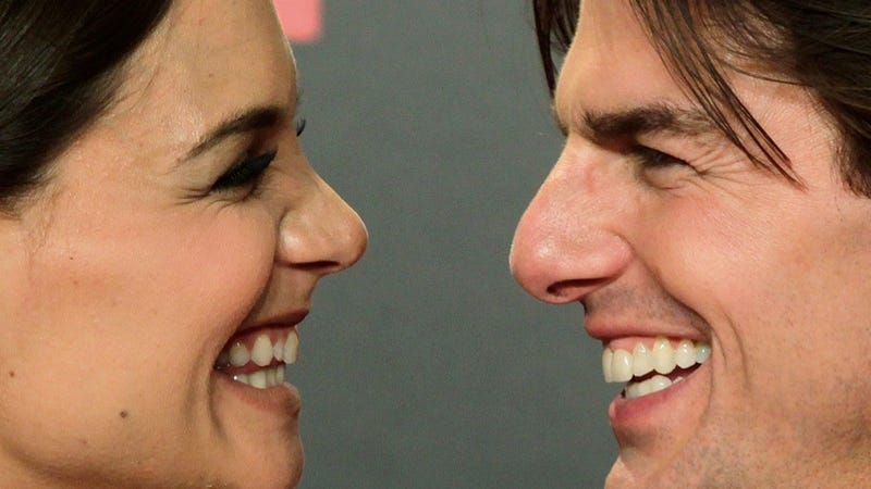According to Census Figures, Tom Cruise Will Be Alone Forever and Katie Holmes Will Find True Happiness