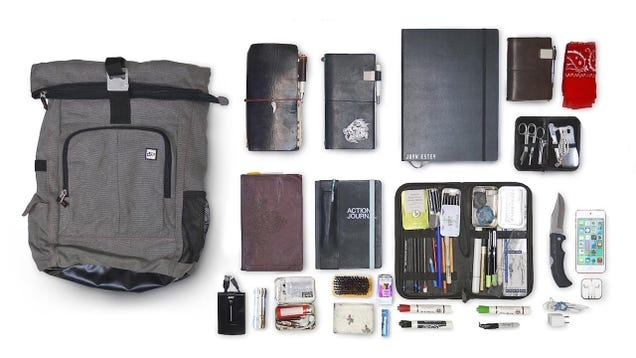 The Notepad Lover's Daily Bag