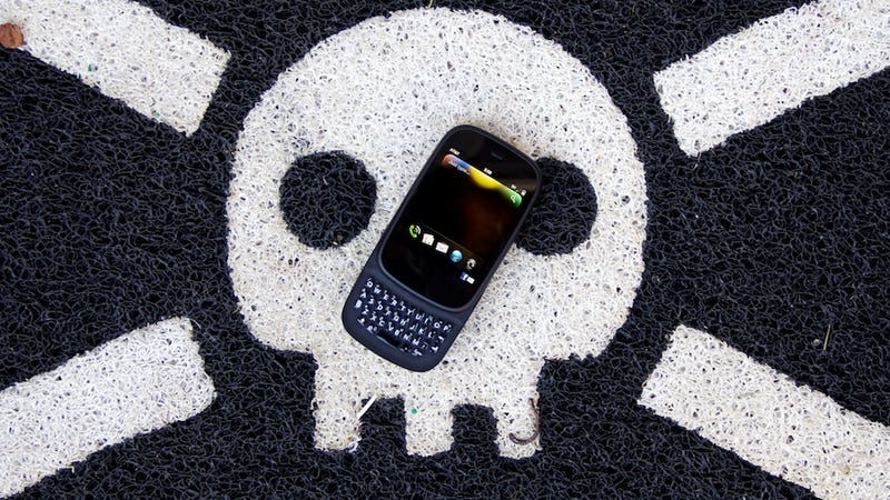 WebOS Stalling, More Cement Implants, and Other Stories We Didn't Post