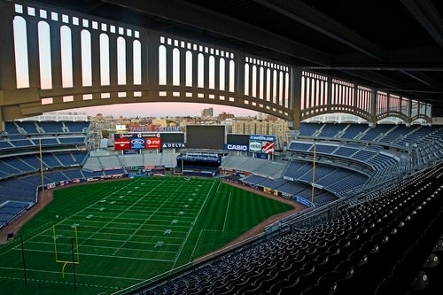 Three Timeless Pieces Of Americana: Yankee Stadium, Army, And Rooting Against Notre Dame