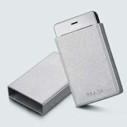 LG Prada Phone Coming in Silver