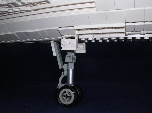Lego Concorde Can Brick the Speed of Sound