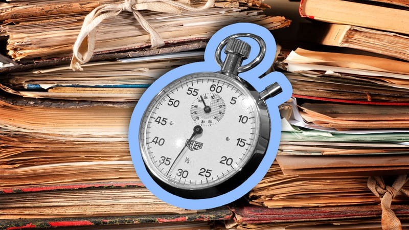 How Long Should I Keep Old Documents?