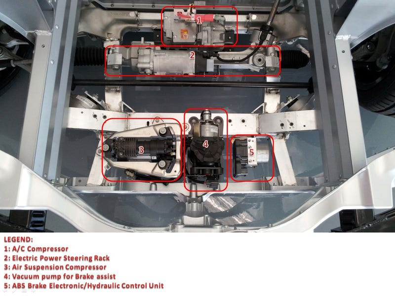 This Is How The Tesla Model S Amazing Rear Jump Seats Work