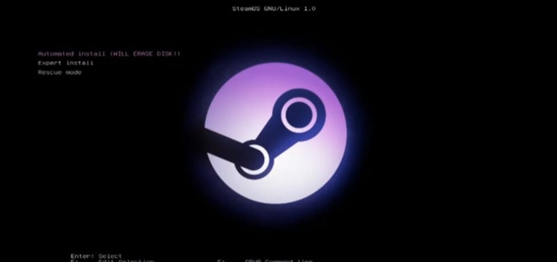 How To Install SteamOS