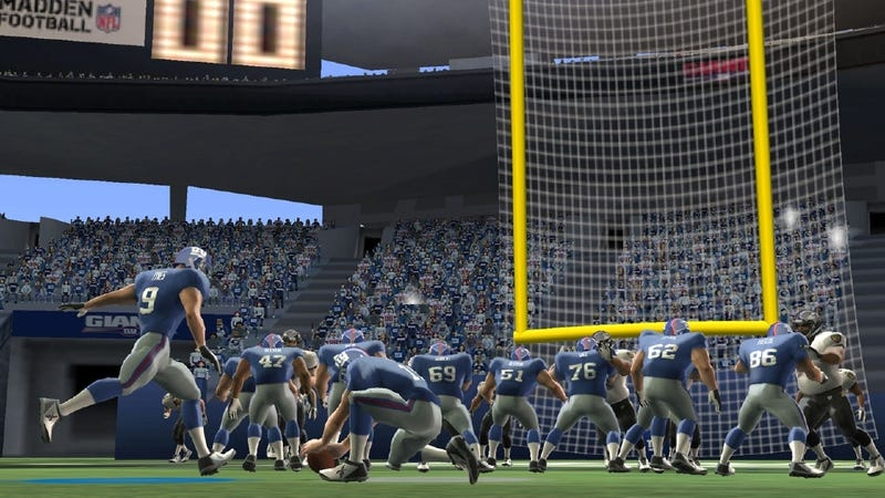 3D and Short Play for Madden NFL Football