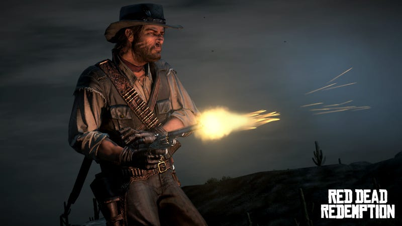 2010 Game of the Year Finalist Debate: Red Dead Redemption