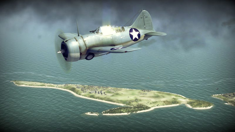 Konami's Birds of Steel Brings WWII Plane on Plane Violence to Consoles