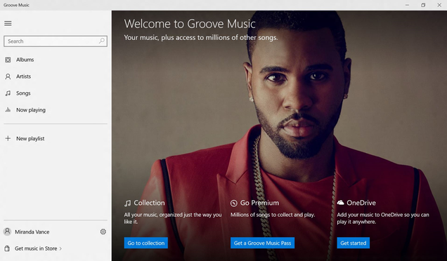 Microsoft lanza Groove Music, un streaming con apps para iOS y Android