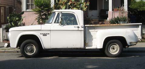 1965 Dodge D100 Pickup