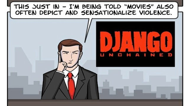 Brilliant Comic Slams How The Media Treats Video Games