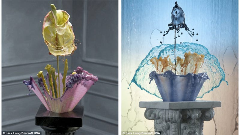 The secrets behind beautiful split-second photos of liquid in motion