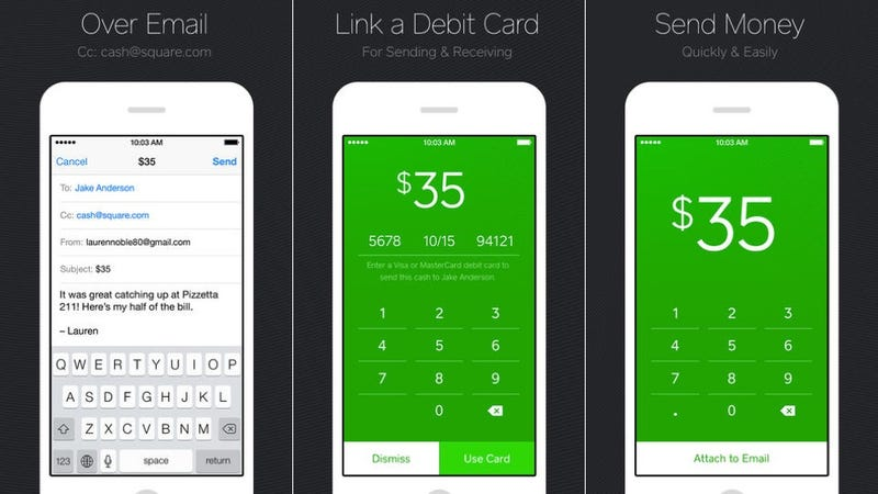 You Can Use Square to Give Cash to Friends Now