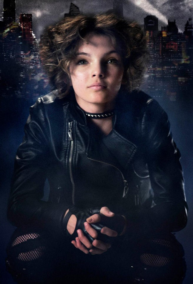 Here's Your First Look At Gotham's Catwoman And Lil' Bruce Wayne