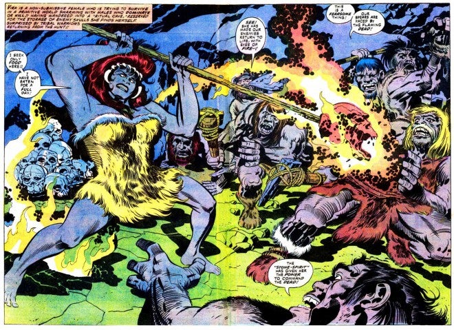 "​12 Of The Craziest Characters Created By Jack ""King"" Kirby"