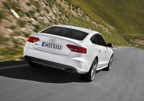 Audi S5 Sportback: Photos