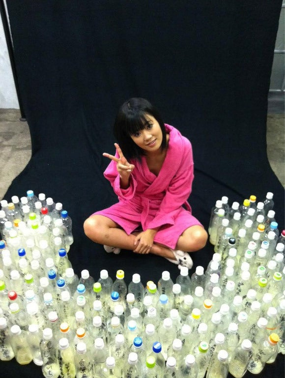 Japanese Porn Star Solicits Bottles of Semen from Twitter Followers for Upcoming Film (NSFW)