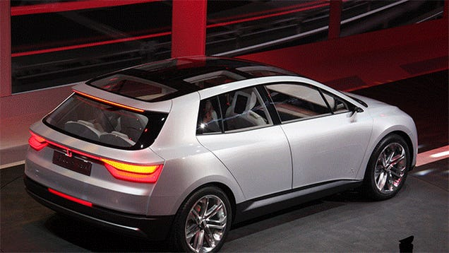 The Giugiaro Clipper Has DeLorean And Butterfly Doors At Once