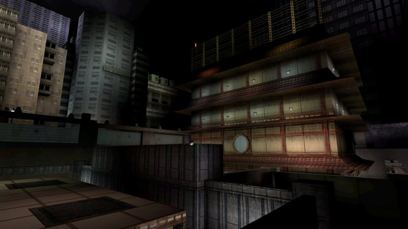 There's a New Mod For the Original Deus Ex, and It Looks Awesome