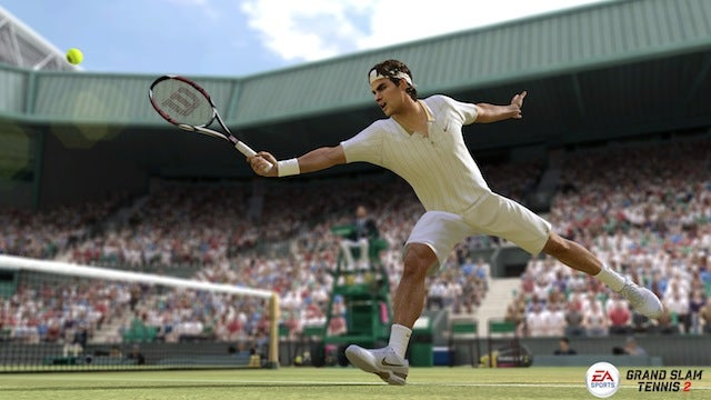 Grand Slam Tennis 2 Swings Both Ways (DualShock and Move, That Is)