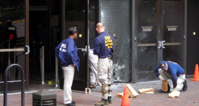 Convicted Bombing Plotter Tried to Turn Girlfriend in to FBI for Reward