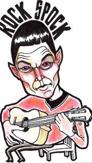 A Weirdly Mesmerizing Gallery of Bad Spock Drawings