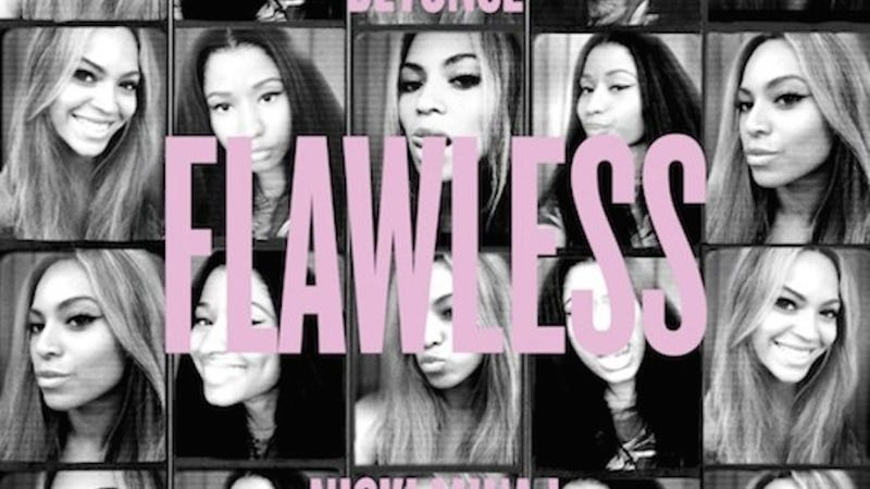 "Beyoncé Talks Elevator Fiasco In ""Flawless"" Remix Featuring Nicki Minaj"