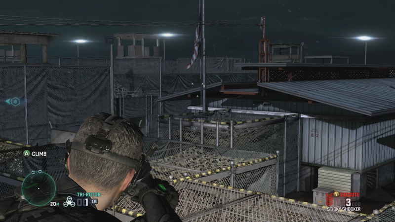 Splinter Cell And One Of The Most Notorious Places in the World