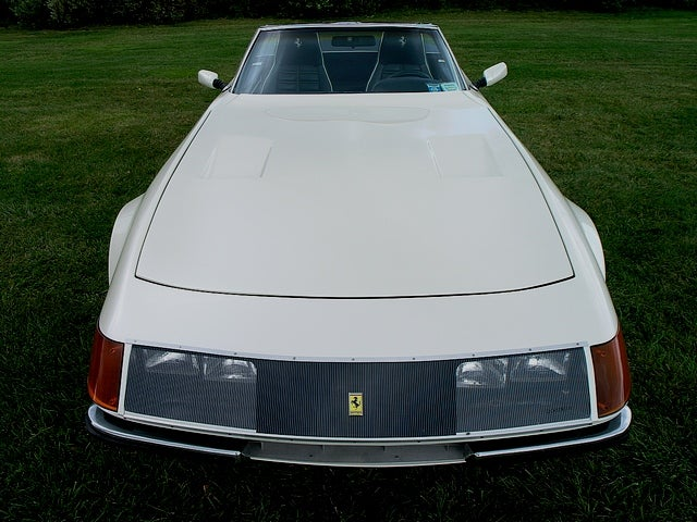 Backyard Ferrari Of The Day: 1980 Corvettari Daytona