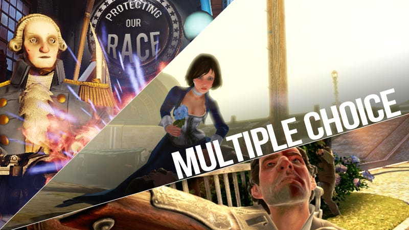 Your Choices Will Change BioShock Infinite's Story