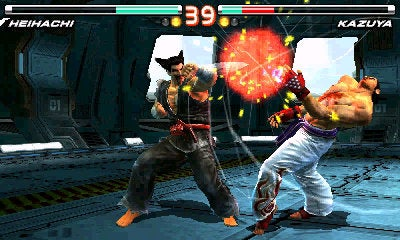 Tekken 3D Prime Edition Comes to the Nintendo 3DS in February