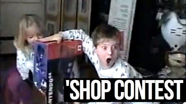 Kotaku 'Shop Contest: Hipster Sixty-Fourrr