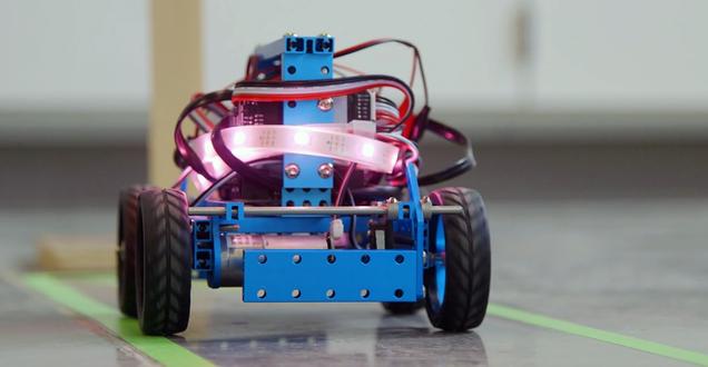 Crean un modelo para que los robots funcionen con cerebros de bacteria