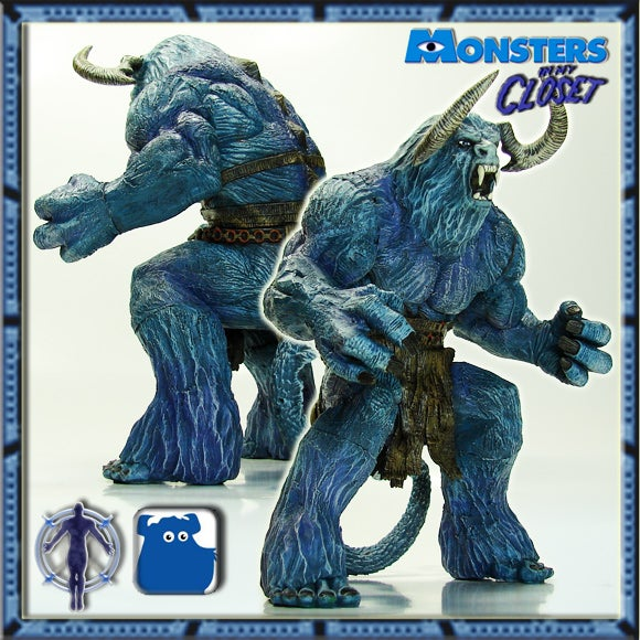 These action figures give Monsters Inc. a totally unnecessary gritty reboot