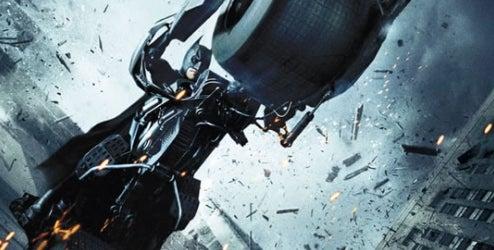 Where Is Batman In The Dark Knight?