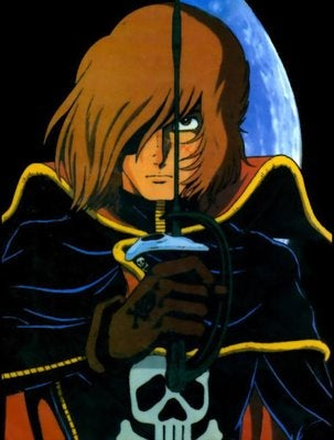 First Look At Movie Version Of Space Pirate Captain Harlock Surfaces
