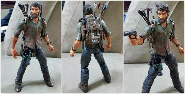 The Last Of Us Custom Action Figures
