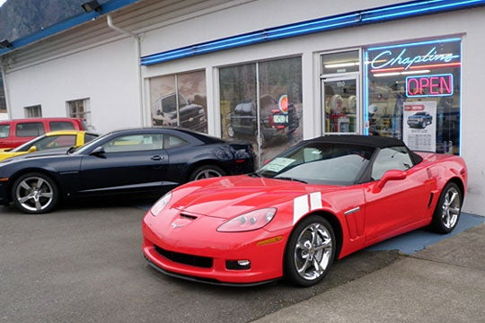 What's Wrong With This Corvette Grand Sport?