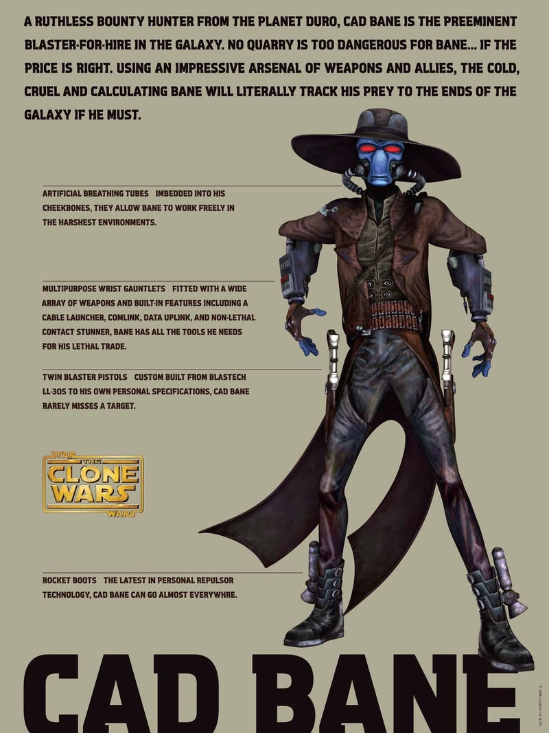 New Star Wars Villain Is Both Bad And Ugly