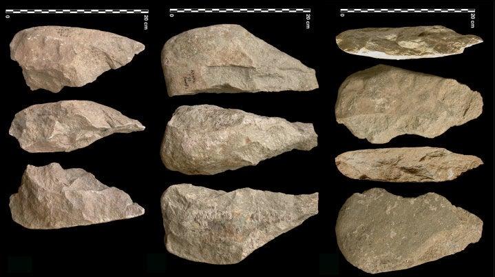 The Oldest-Ever Homo Erectus Gadgets Revealed
