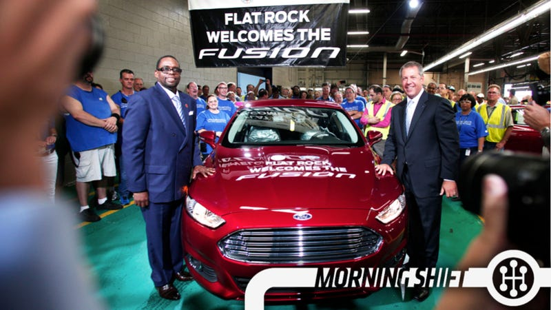 Bill Ford Says The Auto Union 'Helped Save Ford'